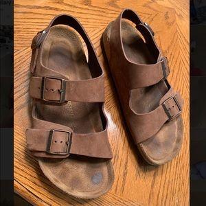 Birkenstock Milano Men's Sandal Size 12 US/45 EU